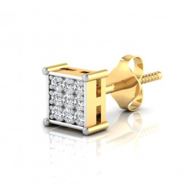 The Luxury Diamond Mens Stud