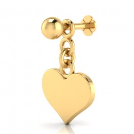The Passion Gold Nose Screw