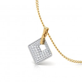 The Vinsey Diamond Pendant