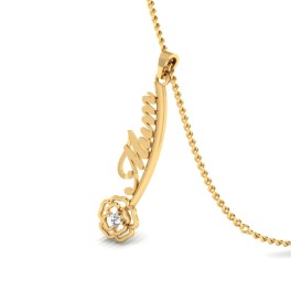 The Urmila Diamond Pendant
