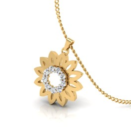 The Susmita Diamond Pendant