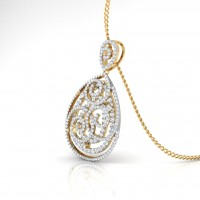 The Preety Diamond Pendant