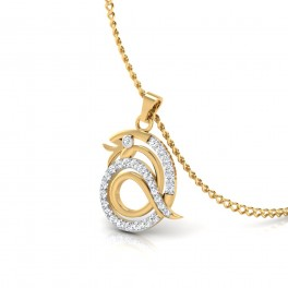 The Timeless Diamond Pendant