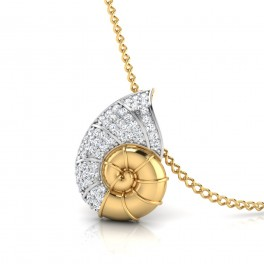 The Seel Diamond Pendant