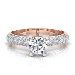 The Bemot Solitaire Ring
