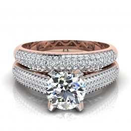 The Adorable Solitaire Ring