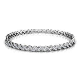 The Beauty Diamond Bangle
