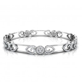 The Yamini Diamond Bangle