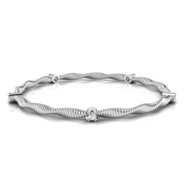 The Adorable Diamond Bangle