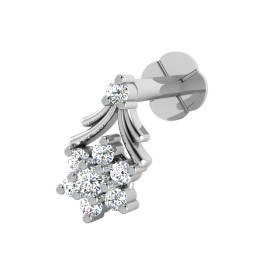 The Urshi Silver Nose Screw