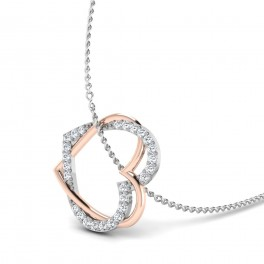 The Heart Diamond Pendant