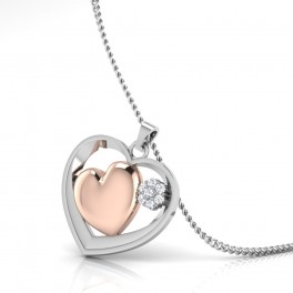 The Love Diamond Pendant
