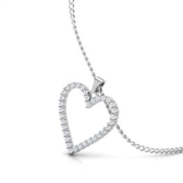 The Coupling Silver Pendant