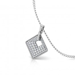 The Vinsey Silver Pendant