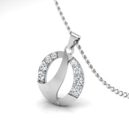 The Forever Love Silver Pendant