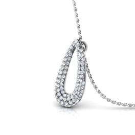 The Hook Up Silver Pendant