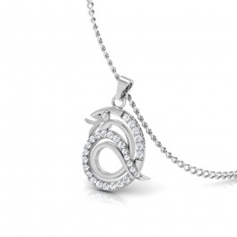 The Timeless Silver Pendant