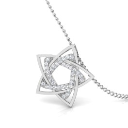 The Star Silver Pendant