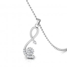 The Forever Silver Pendant