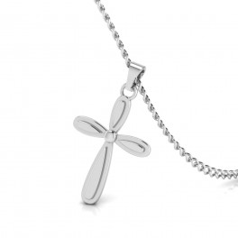 The Lord Cross Gold Pendant