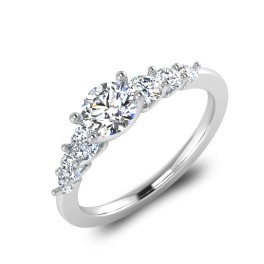 The Bonding Solitaire Ring