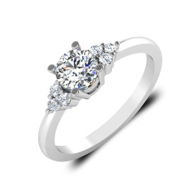 The Ryla Solitaire Ring