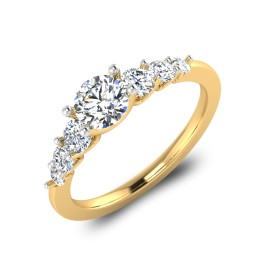 The Adra Solitaire Ring