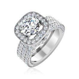 The Kavya Solitaire Ring