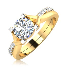 The Rohal Solitaire Ring