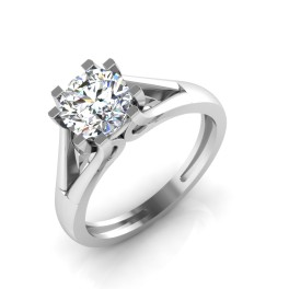 The Rosalia Solitaire Ring