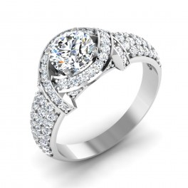 The Phiran Solitaire Ring