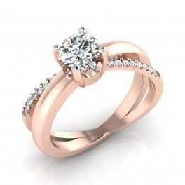 The Shemus Solitaire Ring