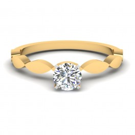 The Ardour Solitaire Ring
