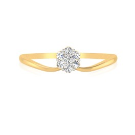 The Luca Diamond Ring