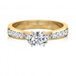 The Shagun Solitaire Ring