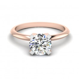 The Yutika Solitaire Ring