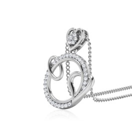 The Beauty Silver Pendant