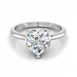 The Katherine Solitaire Ring