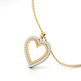 The Saceament Diamond Pendant