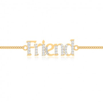 The Bhuvi Friend Bracelet