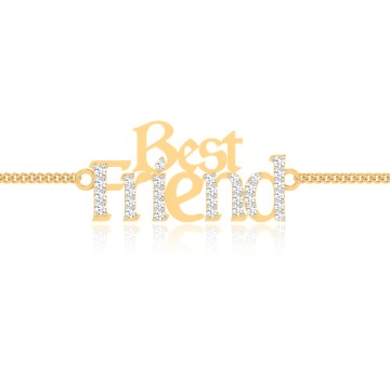 The Adulation Friend Bracelet