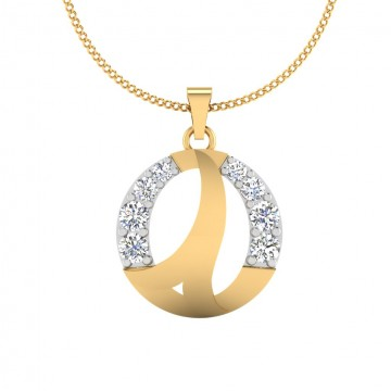 The Forever Love Diamond Pendant