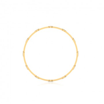 The Aditri Diamond Bangle