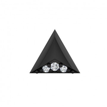 The Relive Diamond Mens Stud